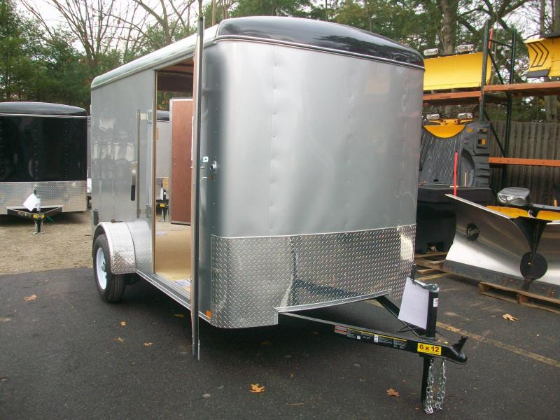 2018 Carry-On 6x12 Enclosed Cargo Trailer 2018052
