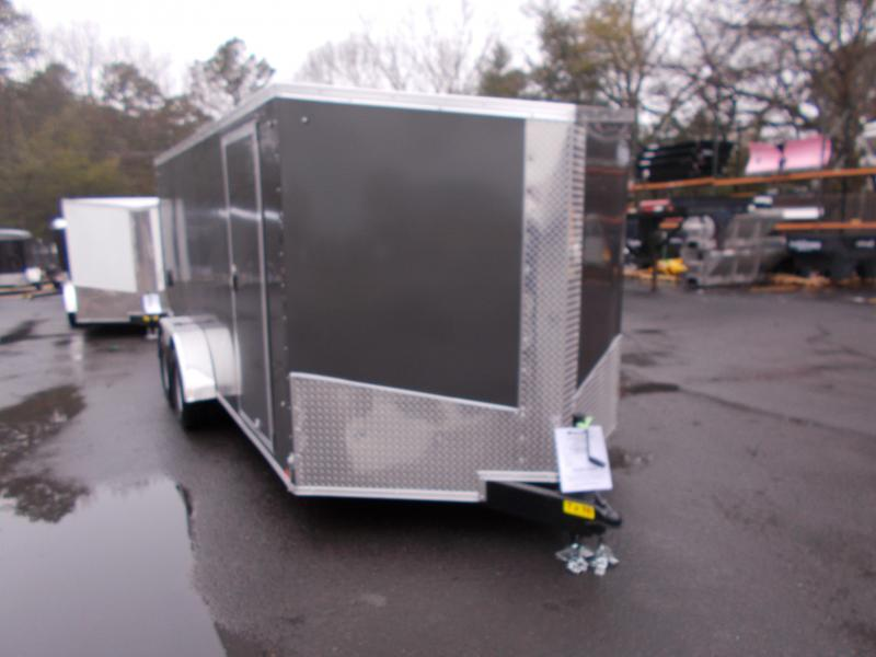 2019 Cargo Express 7X16 Enclosed Cargo Trailer2019834
