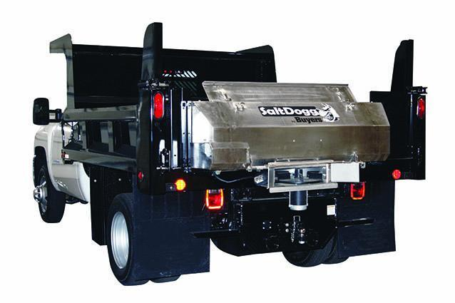 SaltDogg 9035000 Dump Body Salt/Sand Spreader