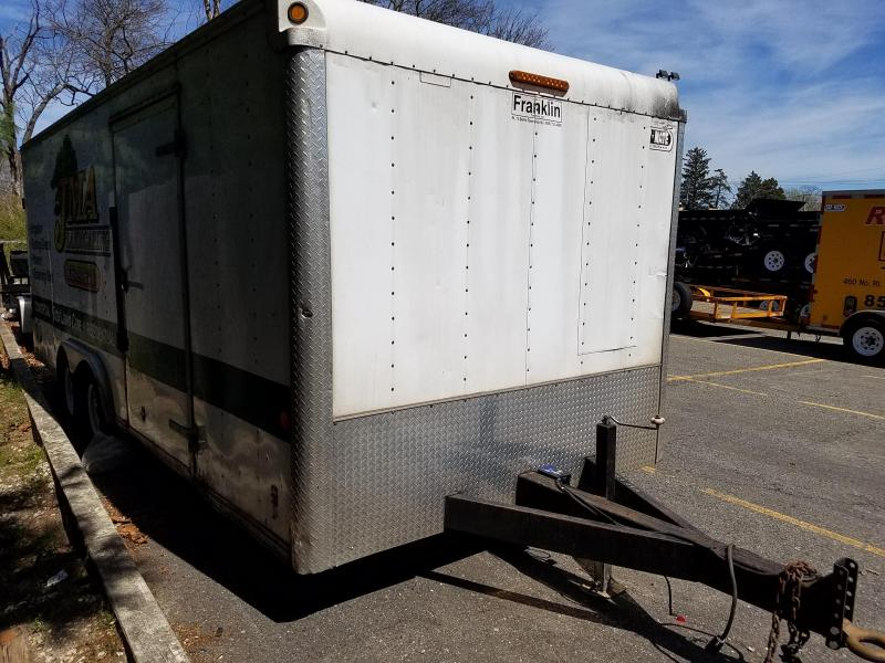 2008 Car Mate Trailers USED 8x20 Enclosed Cargo Trailer 2016745