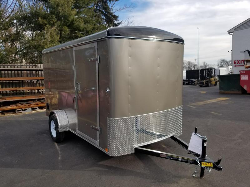 2019 Carry-On 6X12 Enclosed Cargo Trailer 2020046