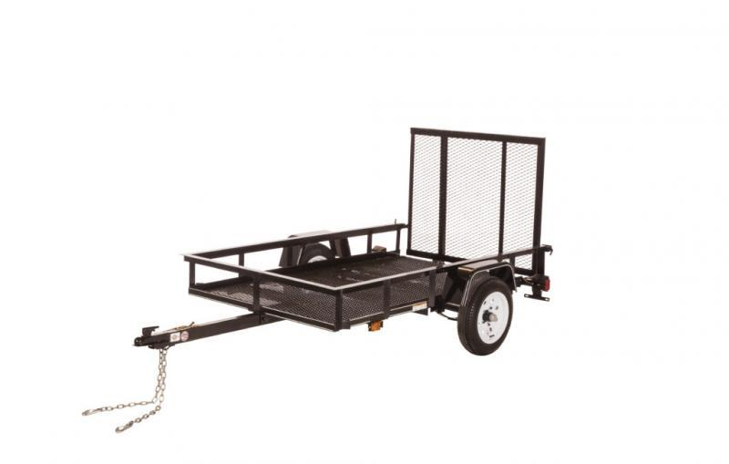 2019 Carry-On 4X8 Utility Trailer 2020579