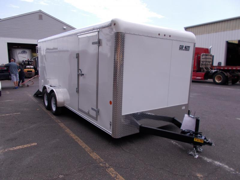 2018 Car Mate Trailers 7x18 Enclosed Cargo Trailer 2018794