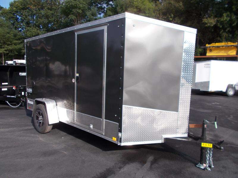 2019 Cargo Express 6x12 Enclosed Cargo Trailer 2019523