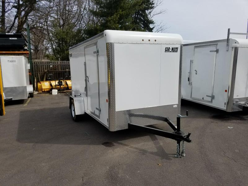 2018 Car Mate Trailers 6x12 Enclosed Cargo Trailer 2018666
