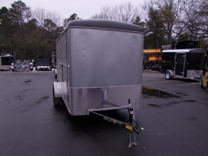 2019 Carry-On 6X12 Enclosed Cargo Trailer 2019923
