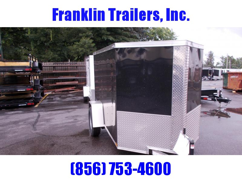 2019 Lark 5x8 Enclosed Cargo Trailer 2020828