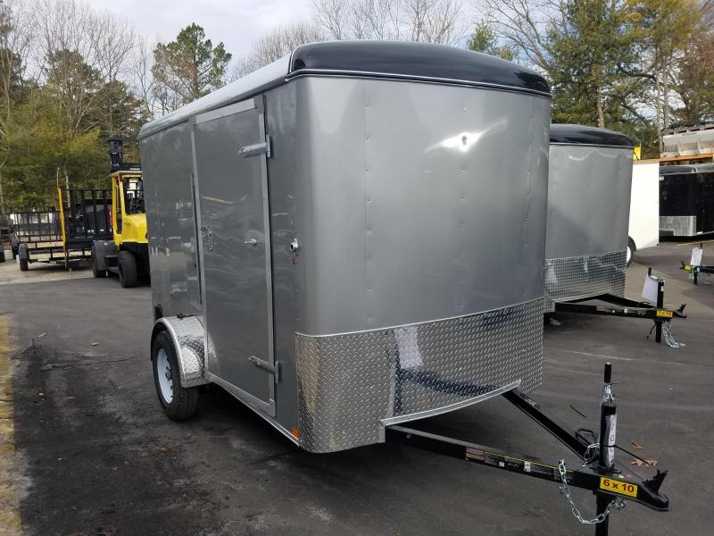 2019 Carry-On 6X10 Enclosed Cargo Trailer 2020042