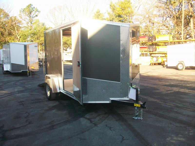 2018 Cargo Express 6x10 Enclosed Cargo Trailer 2018145