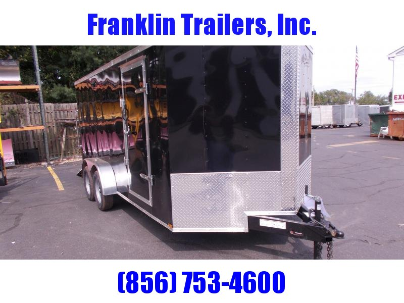 2020 Lark 7x16 Enclosed Cargo Trailer 2021019