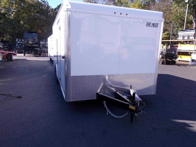 2019 Car Mate Trailers 8.5x20 10K Car / Racing Trailer 2019624
