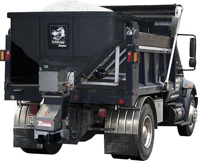 2016 SaltDogg SHPE4000 Salt Spreader