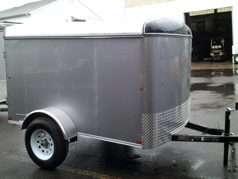 2018 Carry-On 5x8 Enclosed Cargo Trailer 2018647