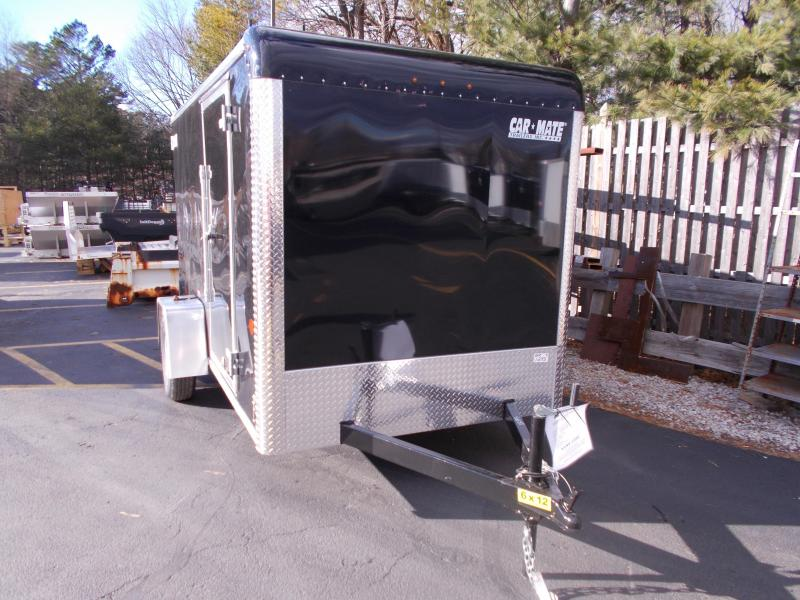 2019 Car Mate Trailers 6x12 Enclosed Cargo Trailer 2019841