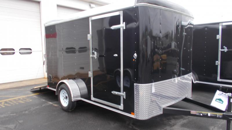 2020 Carry-On 7X12 Enclosed Cargo Trailer 2022046