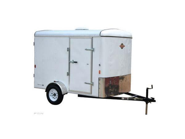2018 Carry-On 6x10 Enclosed Cargo Trailer 2018325
