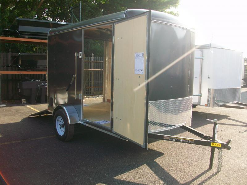 2018 Carry-On 6x10 Enclosed Cargo Trailer 2017657
