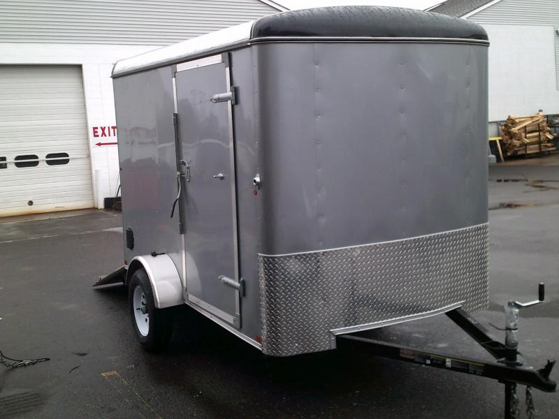 2018 Carry-On 6x10 Enclosed Cargo Trailer 2018648