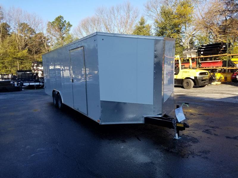 2019 Cargo Express 8.5X24 V-Nose Car / Racing Trailer 2019905