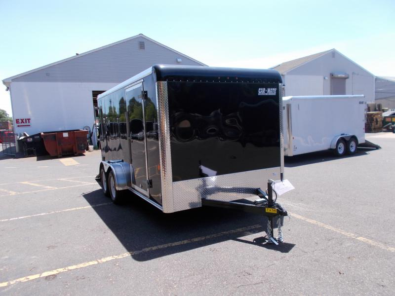 2018 Car Mate Trailers 7x14 Enclosed Cargo Trailer 2018981