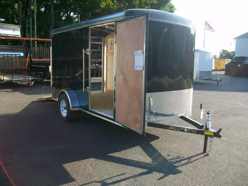 2018 Carry-On 6x12 Enclosed Cargo Trailer 2017771