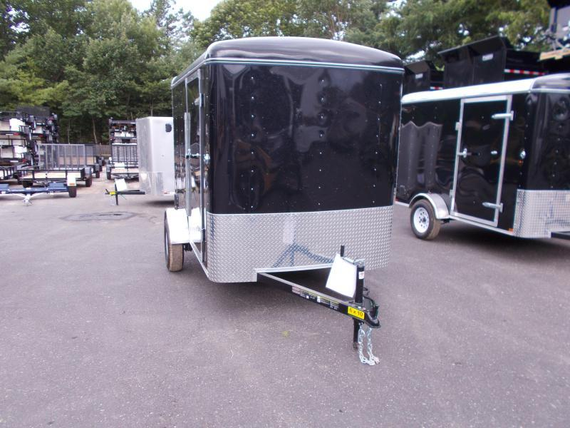 2018 Carry-On 6x10 Enclosed Cargo Trailer 2019360