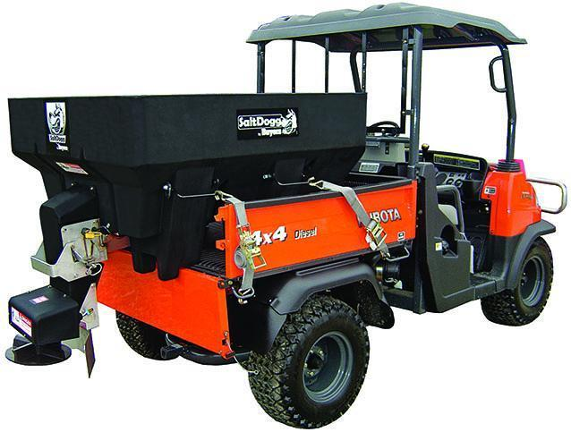 SaltDogg SHPE0750 .75 cu yd Salt Spreader