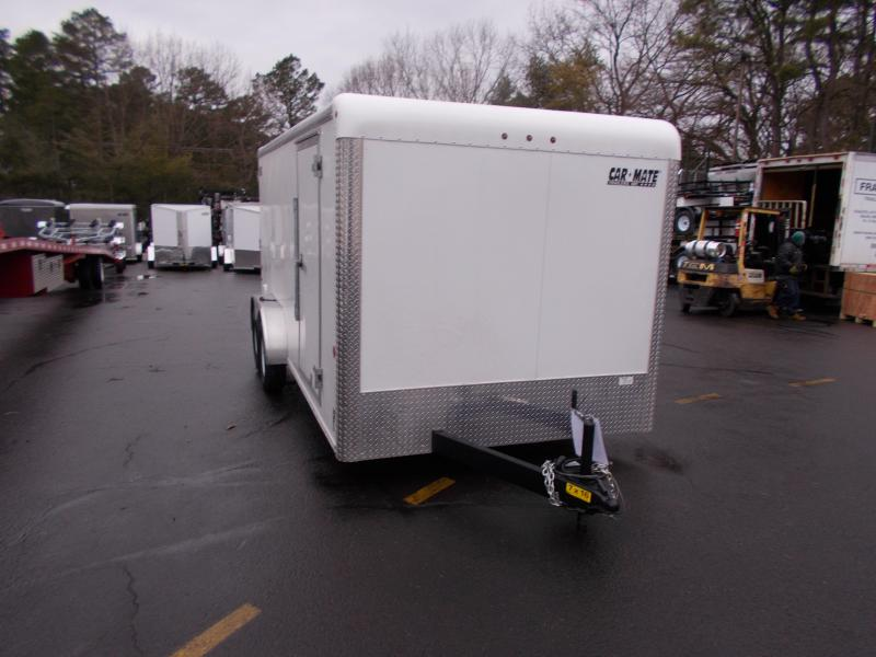 2019 Car Mate Trailers 7x16 Enclosed Cargo Trailer 2020066