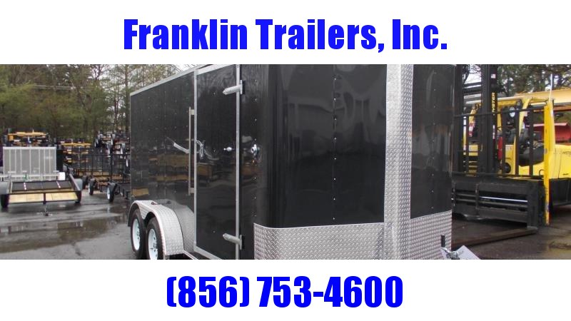 2020 Carry-On 7X16 Enclosed Cargo Trailer 2022092