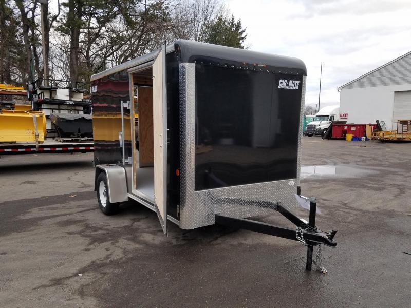 2018 Car Mate Trailers 6x12 Enclosed Cargo Trailer 2018293