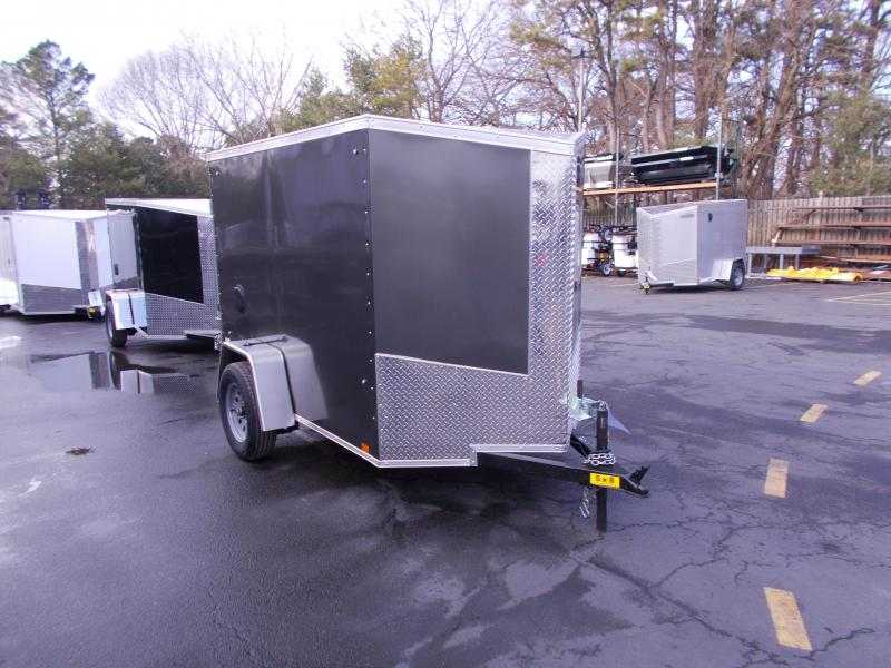 2019 Cargo Express 5X8 Enclosed Cargo Trailer 2019758