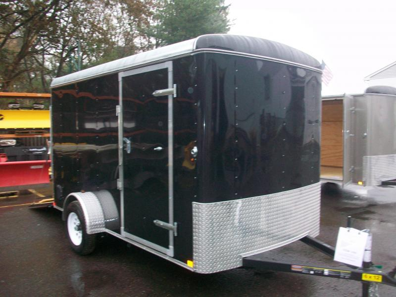 2018 Carry-On 6x12 Enclosed Cargo Trailer 2017949