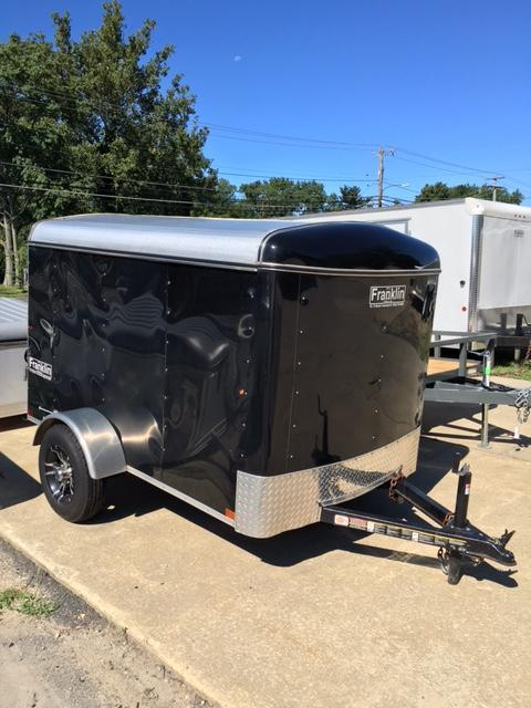 2015 Carry-On 5x8 Enclosed Cargo Trailer 2015797
