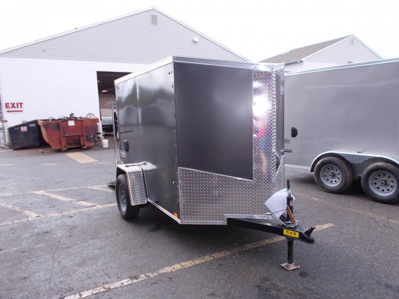 2019 Cargo Express 5x8 Enclosed Cargo Trailer 2019418