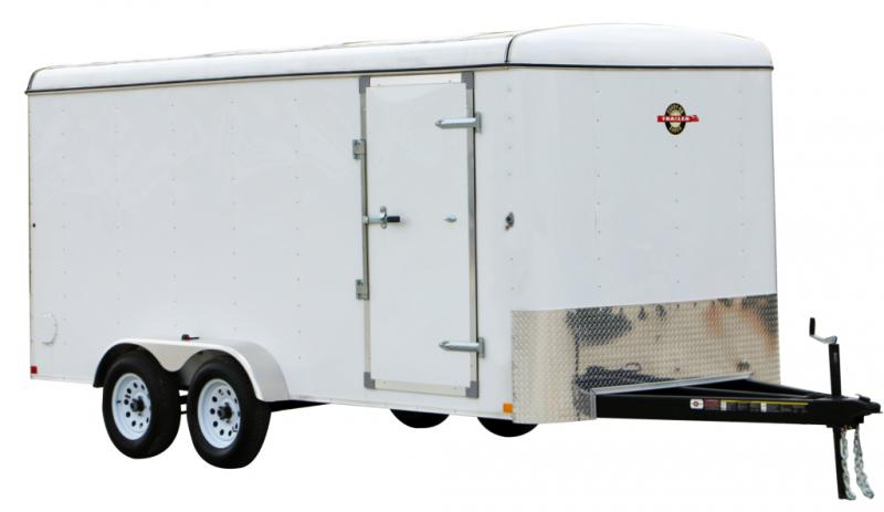 2019 Carry-On 7X16 Enclosed Cargo Trailer 2020194
