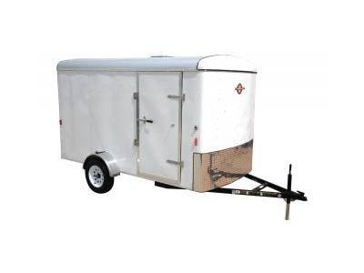 2018 Carry-On 7x12 Enclosed Cargo Trailer 2018029