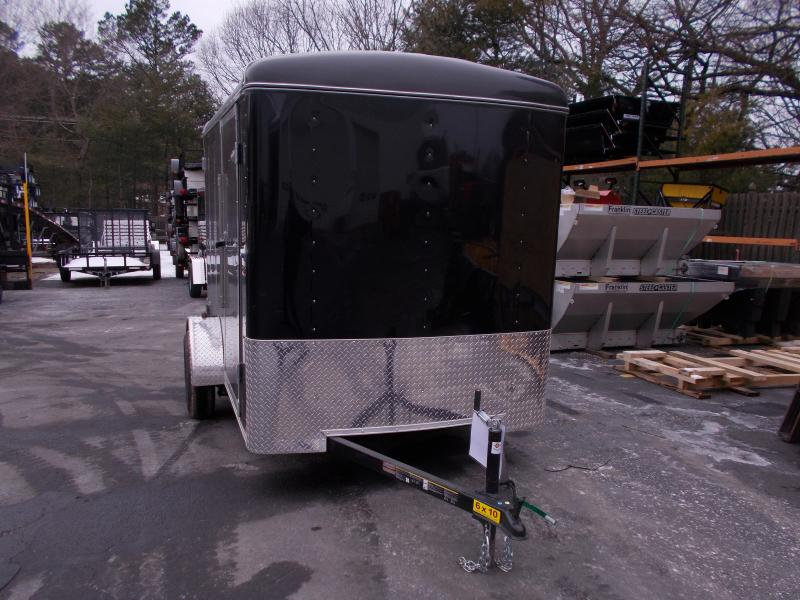 2019 Carry-On 6X10 Enclosed Cargo Trailer 2019922