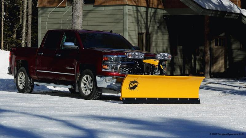 2018 Fisher Engineering SD Snow Plow