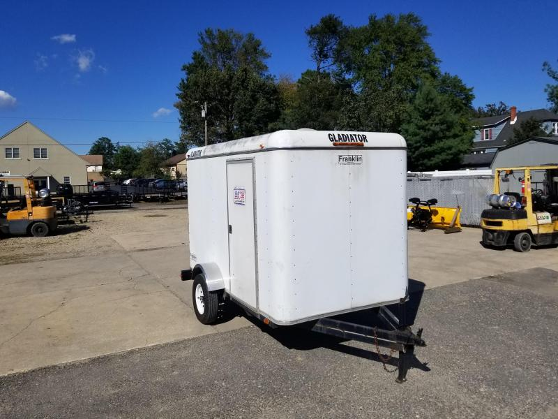 2005 Other USED 6x10 Enclosed Cargo Trailer 2019504