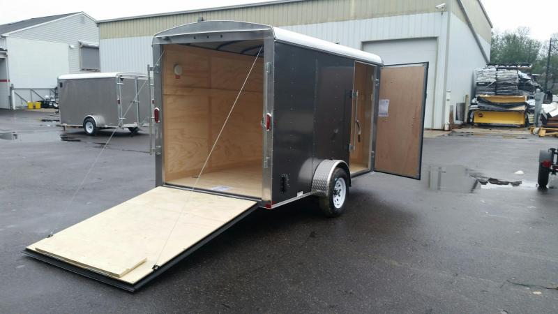 2017 Carry-On 6x12 Enclosed Cargo Trailer 2016216