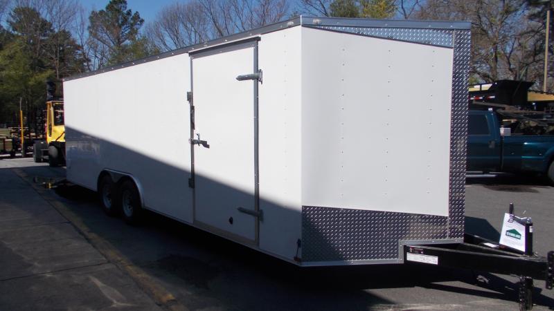 2020 Lark E8524LU8V Enclosed Cargo Trailer 2022044