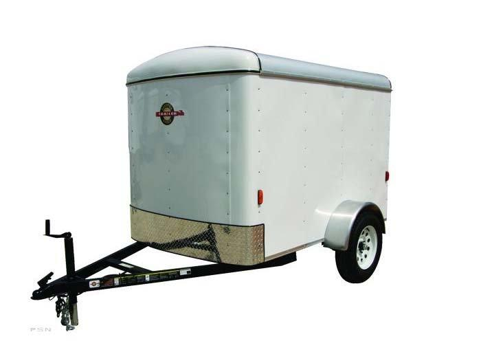 2018 Carry-On 5x8 Enclosed Cargo Trailer With Ramp Door 2019291