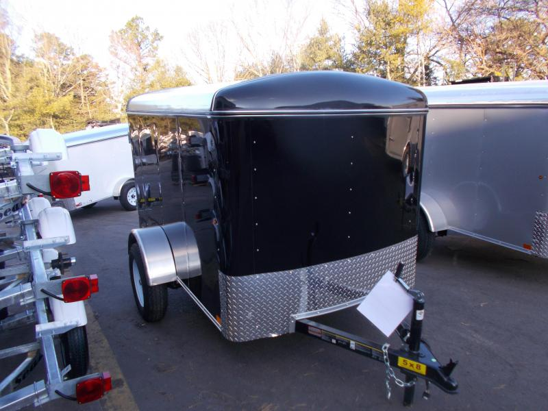 2019 Carry-On 5X8 Enclosed Cargo Trailer 2020190