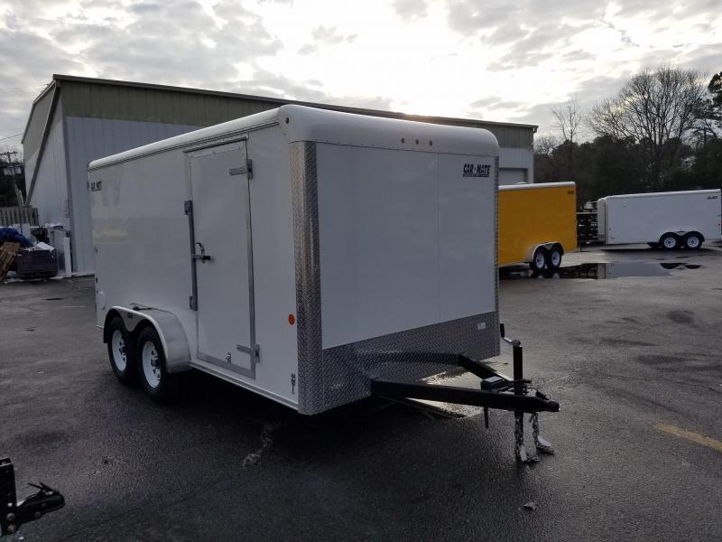 2018 Car Mate Trailers 7x14 Enclosed Cargo Trailer 2018237