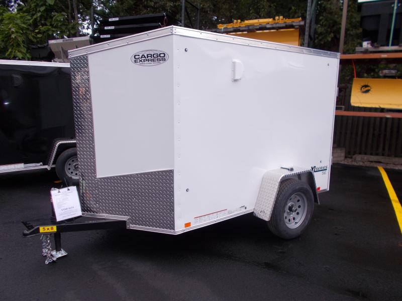 2019 Cargo Express 5x8 Enclosed Cargo Trailer 2019520