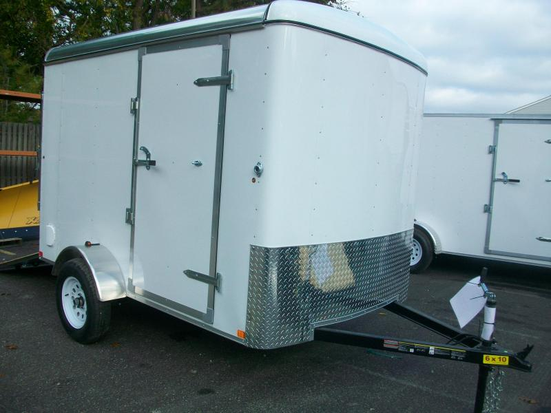 2018 Carry-On 6x10 Enclosed Cargo Trailer 2017934