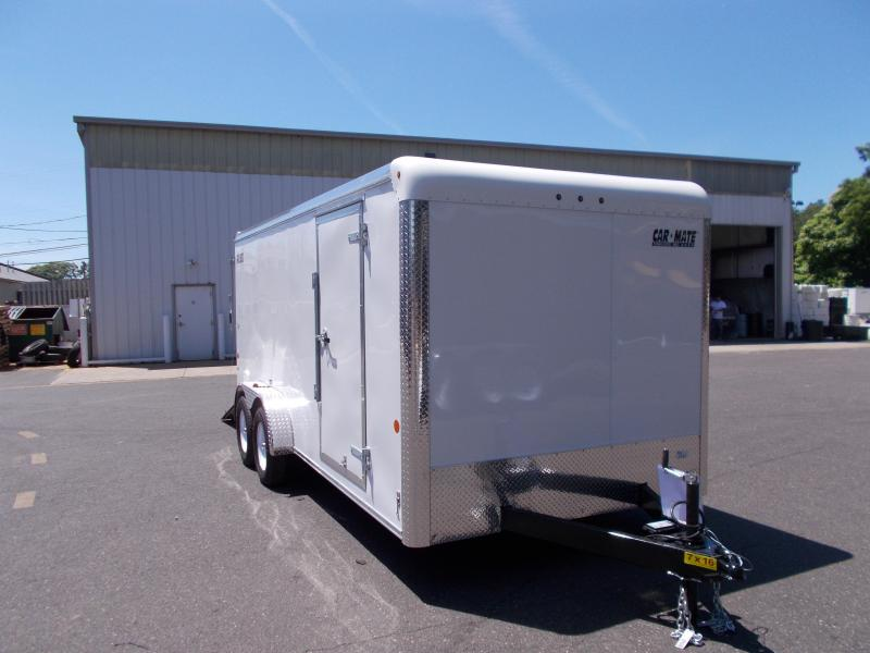 2018 Car Mate Trailers 7x16 Enclosed Cargo Trailer 2018982
