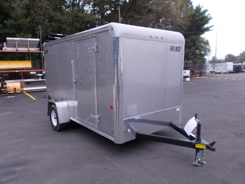 2019 Car Mate Trailers 6x12 Enclosed Cargo Trailer 2019564