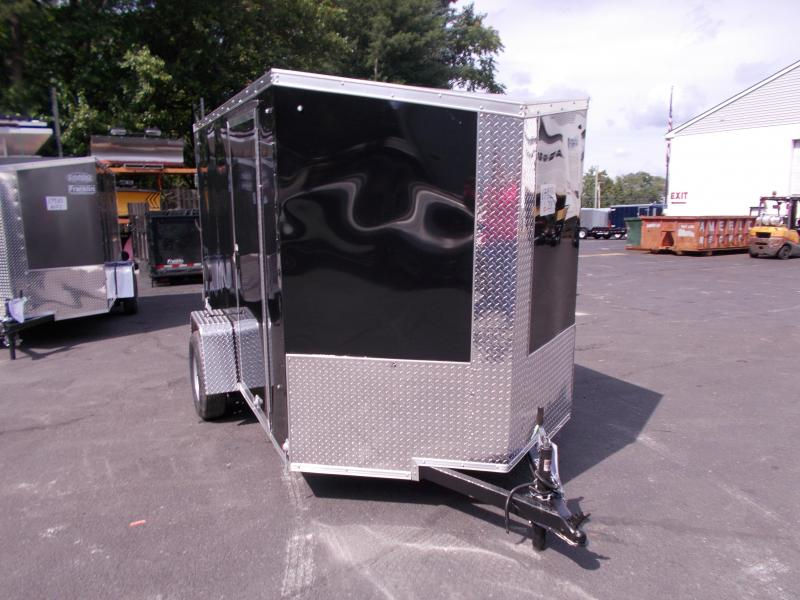 2020 Cargo Express 6X10 Enclosed Cargo Trailer 2020788