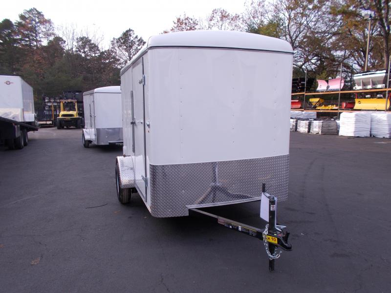 2019 Carry-On 6X10 Enclosed Cargo Trailer 2019661